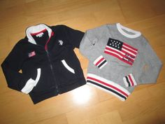 * * * U.S.POLO ASSN. Pullover+Sweatjacke, 18-24 Mon. * * * Nike Jacket, Pullover Sweaters, 18th, Polo, Athletic, Jackets, Fashion, Down Jackets, Moda