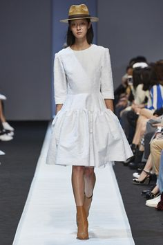 Pushbutton Seoul Spring 2016 Fashion Show
