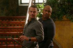 Callen and Sam. :)