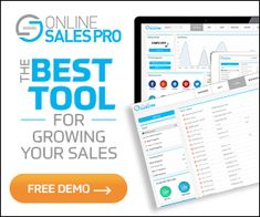 (14 Day Free Trial) Online Sales Pro (OSP) is a sales tool that lets you close more deals in less time. With an OSP account and the OSP app, you can generate high quality prospects for your business. Built-in features include one-click messaging, CRM (customer relations management), the managing of leads 24/7, and the increase of sales conversions--from anywhere.