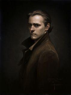 Justin Hess | Self Portrait