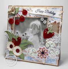 """Ineke""""s Creations: Happy Birthday"""
