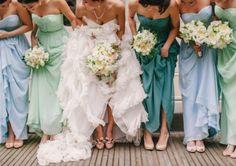 Agenzia1870 Wedding Planner Management: LE DAMIGELLE E IL LORO RUOLO