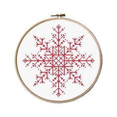 Cross Stitch Tree, Simple Cross Stitch, Cross Stitch Charts, Counted Cross Stitch Patterns, Cross Stitch Embroidery, Easy Cross, Christmas Embroidery Patterns, Snowflake Embroidery, Christmas Cross