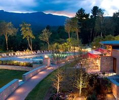 Topnotch at Stowe Resort & Spa, Stowe, VT - America's Best Mountain Resorts | Travel + Leisure
