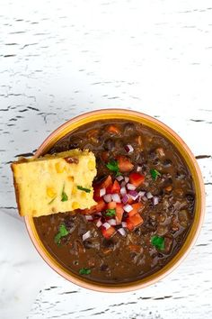 Brazilian Style Black Bean and Smoked Tofu Stew (Vegan Feijoada)   Veggie Belly   Vegetarian Recipe