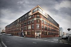Ground work has started on the £25m residential redevelopment in the heart of #Birmingham http://socsi.in/8eCAq