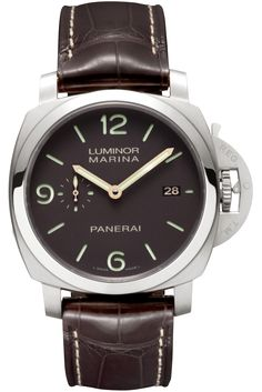 Luminor Marina 1950 3 Days Automatic Titanio - 44mm PAM00351 - Collection Luminor 1950 - Officine Panerai Watches