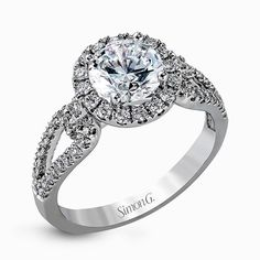 LP2027 - Engagement Ring - Passion Collection