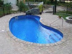 Kidney Shape Pool