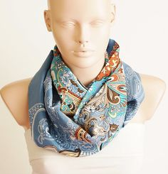 NEW Pasley Infinity ScarfLoop Scarf Circle Scarf Cowl by Periay, $16.00