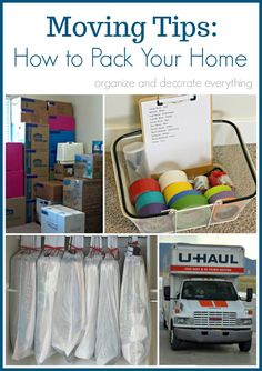Umzugstipps: So packen Sie Ihr Zuhause HomeDecor home Tipps zum Umzugspaket You are in the right place about House Moving tips Here we offer you the most beaut Moving House Tips, Moving Home, Moving Day, Moving List, Moving Organisation, Home Organization, Organizing For A Move, Architecture Design, Packing To Move