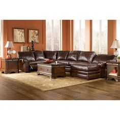 Sofa Tables Elegant Modern Genuine Leather Recliner Sectional Sofa with Couch Chaise and Recliner Design Idea
