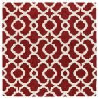 Artistic Weavers Holden Finley Rust 7 ft. 6 in. x 9 ft. 6 in. Indoor Area Rug-AWHL1014-7696 - The Home Depot