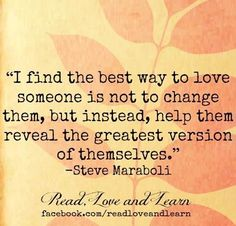 Love quote via www.Facebook.com/ReadLoveAndLearn