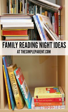 Keep reading fun and prevent the summer slide with easy family reading night ideas! #PaiTechnology #ad