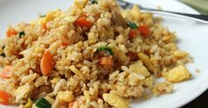 Delicious as it Looks: Low-FODMAP Chinese Fried Rice