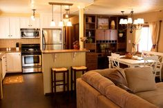 25 Great Mobile Home Room Ideas » Mobile and Manufactured Home Living