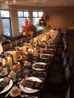 Crystal Room at Langley Golf & Banquet Centre. Langley BC Wedding