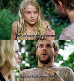 OMG I REMEMBER THIS! Charlie was freaking out more than claire was! aww Charlie :( i miss you so much! *starts sobbing*