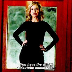 If nothing else, I love Cat Grant's sass.