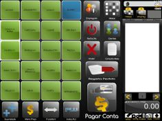 Se puede configurar la pantalla a gusto del cliente. Es muy flexible