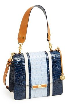 Brahmin 'Vineyard - Ophelia' Crossbody Bag available at #Nordstrom GORGEOUS!