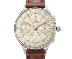 1942 Rolex auctioned for $ 1.16 million. The most expensive watch in the world.