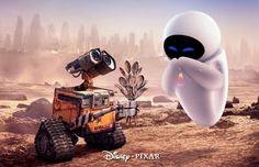 Disney Pixar Wall-E - 2008  beautifully clever.