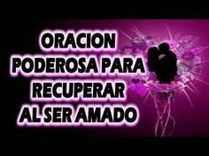 PODEROSA ORACION PARA QUE TE LLAME EN ESTE INSTANTE - YouTube Youtube, Positivity, Tips, To Be Loved, Prayer For Husband, Soul Food, Powerful Prayers, Youtubers, Youtube Movies