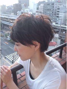 ヘアサロン エム(hair salon M) ショートパーマ