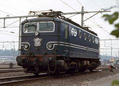 nederlandse spoorwegen geschiedenis - 1122 is een Werkgroep loc 1501 / Stichting Klassieke Locomotieven