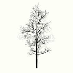 i like this tree shape