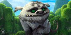 Tinkerbell y la Bestia de Nunca Jamás (2015)