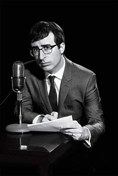 John Oliver: The World's 100 Most Influential People