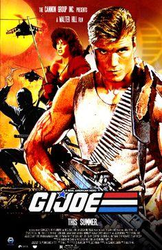 "G.I. Joe 'what if"" poster"