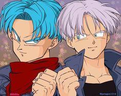 Future Trunks Dragon Ball Super/Z Tweet_@ Petagon1214 ' s