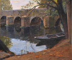 by Gaston Bussière