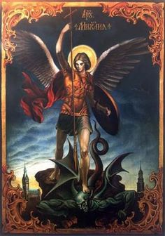 Saint Michael Angel of Death - Bing Images Saint Michael Angel, St. Michael, Angels Among Us, Angels And Demons, St Michael Tattoo, Angel Protector, Angel Warrior, Angel Of Death, Catholic Saints