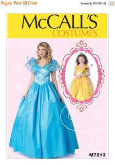 Methodical Role-playing Carnival Cinderella Princess Cosplay Costume Blue Cinderella Custom Made Girl Dress Adult Party Halloween Home
