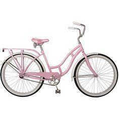 A pink schwinn