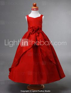 Idea for flower girls dresses