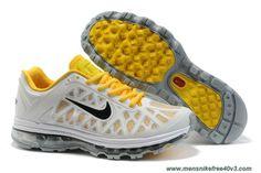 Cheap 429890-007 Nike Air Max 2011 Platnum Anthrct Lemon Frost White Womens