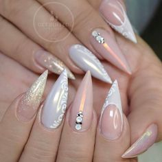 "5,681 Likes, 40 Comments - Ugly Duckling Nails Inc. (@uglyducklingnails) on Instagram: ""Beautiful nails by @nailsbymztina ✨Ugly Duckling Nails page is dedicated to promoting quality,…"""