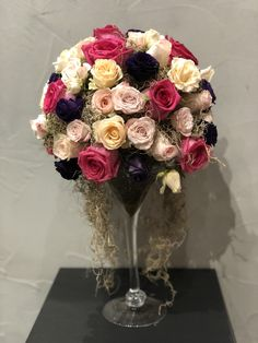 Champagne, Flowers, Royal Icing Flowers, Flower, Florals, Bloemen, Blossoms