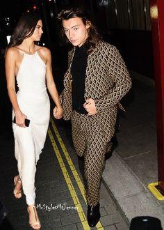 Harry Styles & Kendall Jenner : Photo