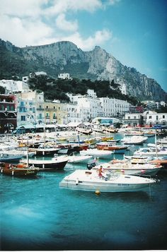 Capri, Naples, Italy--I've always wanted to travel to Italy! #travel <3