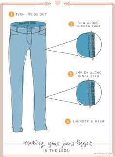isly-tutorials-refashion-make-jeans-bigger