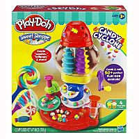 WONKA Play-Doh Candy Cyclone | Make & Shape | ASDA direct
