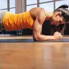 This plank challenge will tone and strengthen your body. Take this 21-day plank challenge to firm up all over. | Health.com